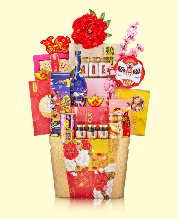 Mika CNY Hamper - Receiving Wealth 财源广进