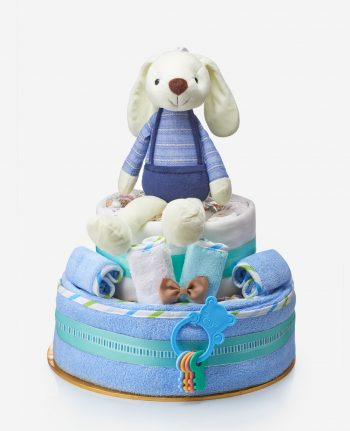 Mika Baby Full Moon Celebration Gift - A Bundle Of Joy-Blue