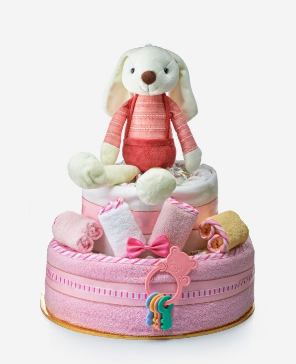 Mika Baby Full Moon Celebration Gift - A Bundle Of Joy-Pink