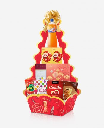 Mika CNY Hamper - Brilliant Splendour 锦上添花