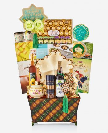 Mika Raya Hamper - GREAT FORTUNE