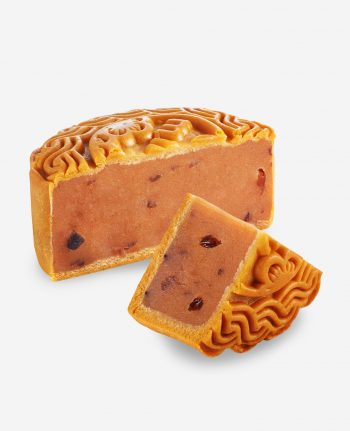 Mika 2019 Mid Autumn Moon Cake - Low Sugar Cranberry 低糖蔓越莓
