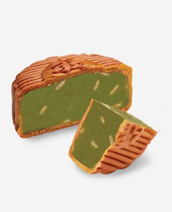 Mika Low Sugar Pandan Moon Cake 低糖金翡翠月饼