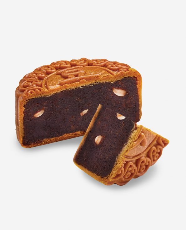 Low Sugar Premium Red Bean Moon Cake 低糖顶级红豆沙月饼