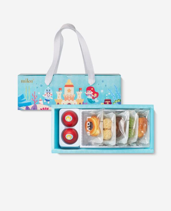 Mika Baby Full Moon Celebration Gift - Bright Beginnings Set A