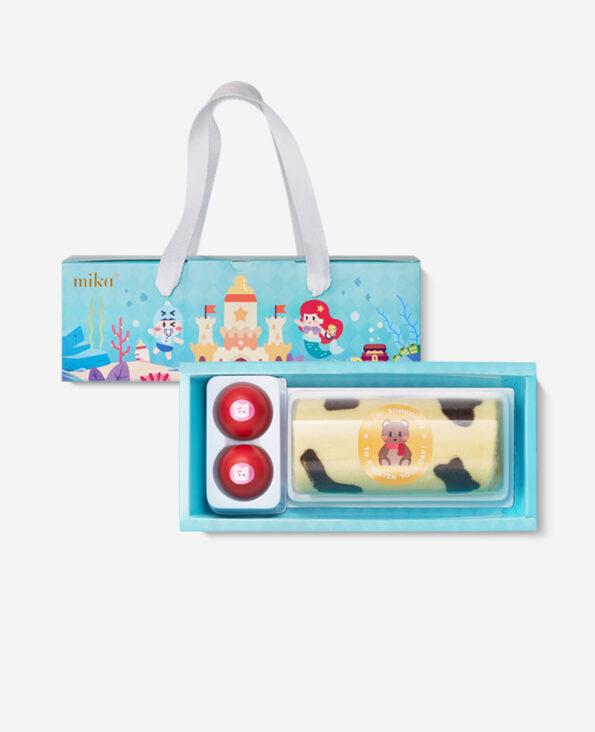 Mika Baby Full Moon Celebration Gift - Bright Beginnings Set D