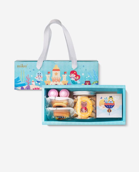 Mika Baby Full Moon Celebration Gift - Bright Beginnings Set F