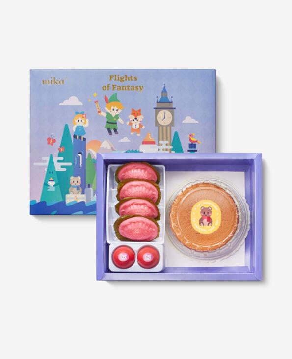 Mika Baby Full Moon Celebration Gift - Flights of Fantasy Set B