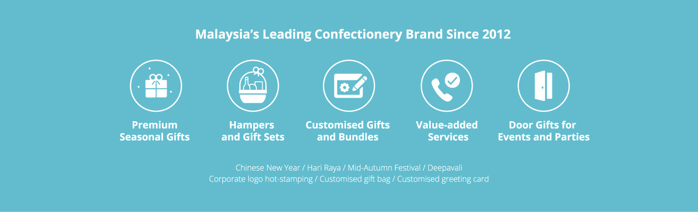 Malaysia's Leading Confectionery Brand Since 2012 – Mika Premium Gift Shop