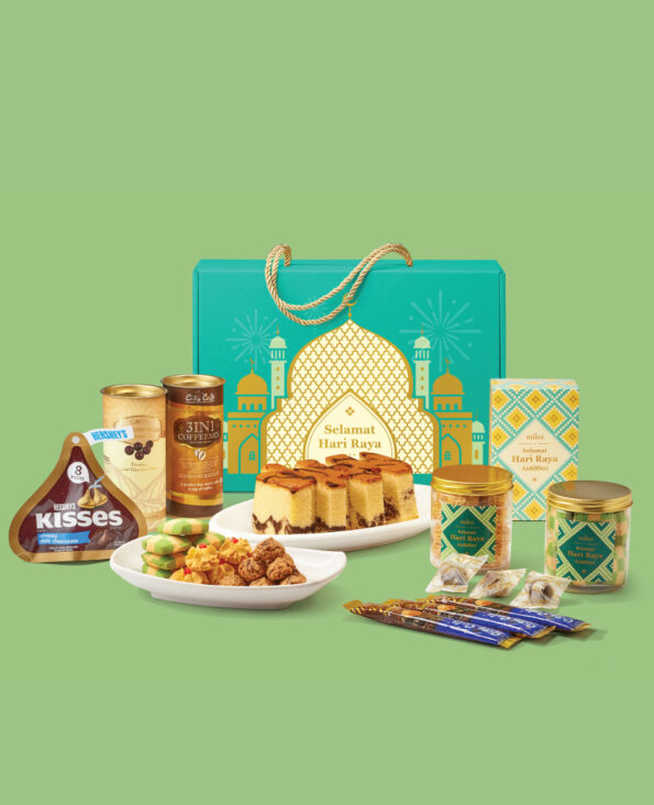 Mika Raya Gift Set - Amazing Aidilfitri Gift Pack A