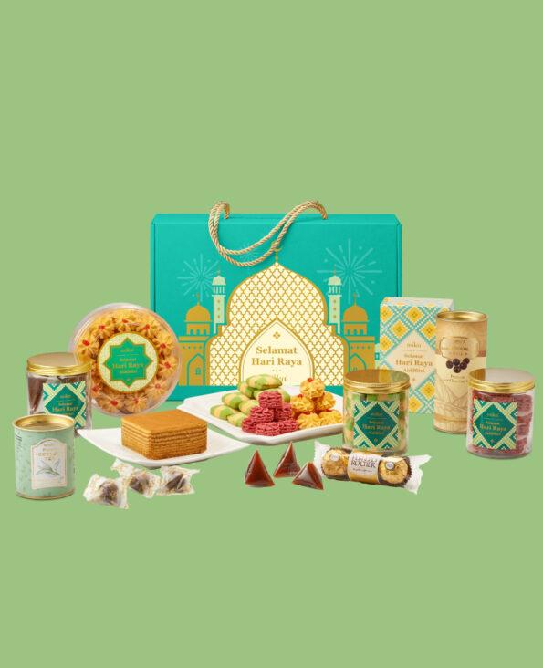 Mika Raya Gift Set - Amazing Aidilfitri Gift Pack B