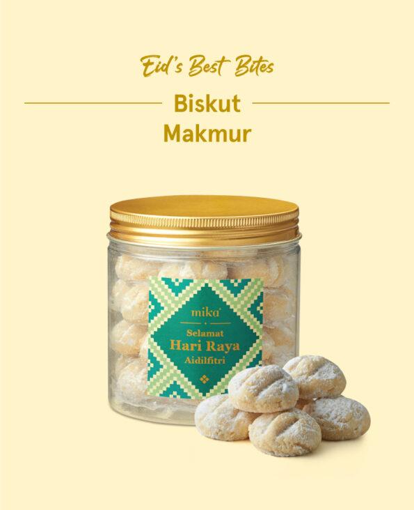 Mika Raya Cookies - Biskut Makmur