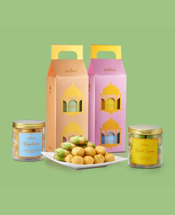 Mika Raya Gift Set - Sweet Syawal Combo