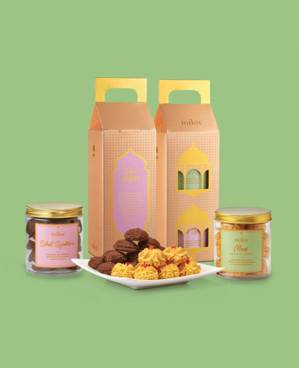 Mika Raya Gift Set - Sweet Syawal Set A