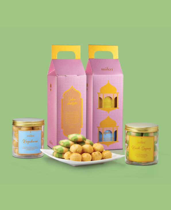 Mika Raya Gift Set - Sweet Syawal Set B