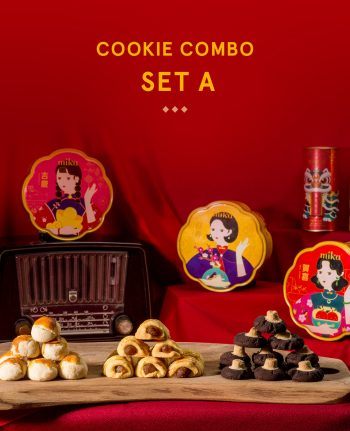 Mika CNY Cookies - Cookie Combo Set A