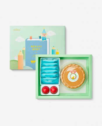 Mika Baby Full Moon Celebration Gift - Brainy Baby Set A