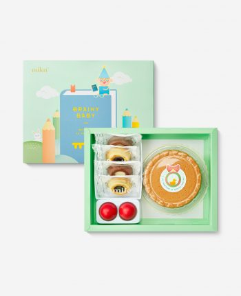 Mika Baby Full Moon Celebration Gift - Brainy Baby Set B