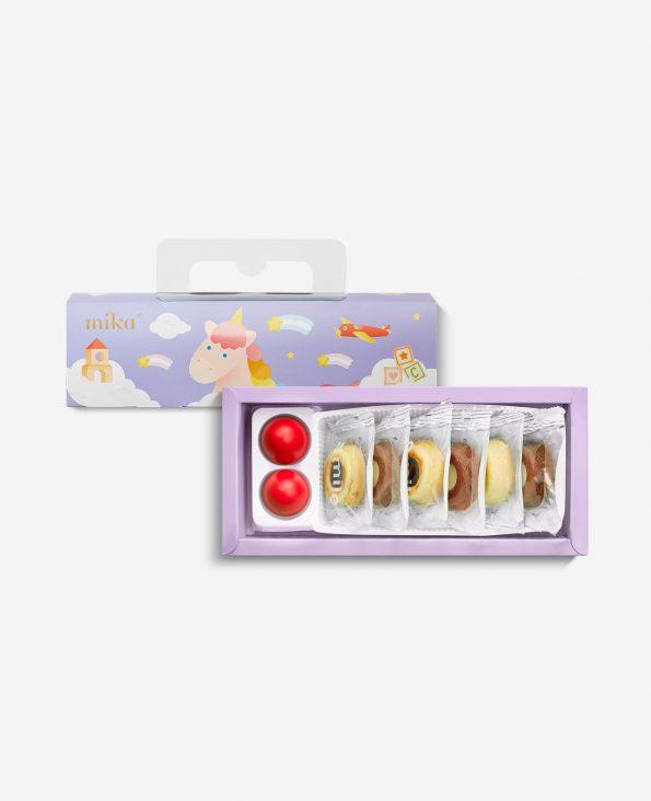 Mika Baby Full Moon Celebration Gift - Unicorn Set B