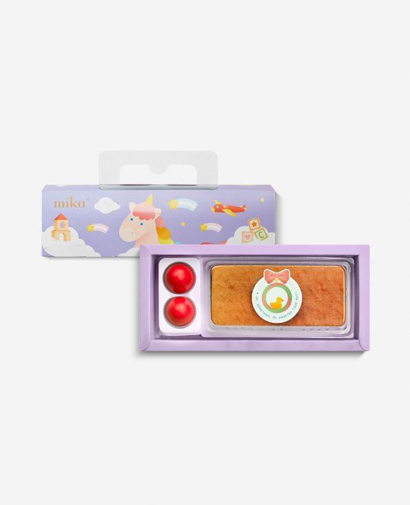 Mika Baby Full Moon Celebration Gift - Unicorn Set E