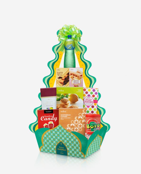Mika Raya Hamper - HEARTIEST GREETINGS
