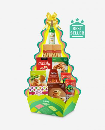 Mika Raya Hamper - BEST WISHES