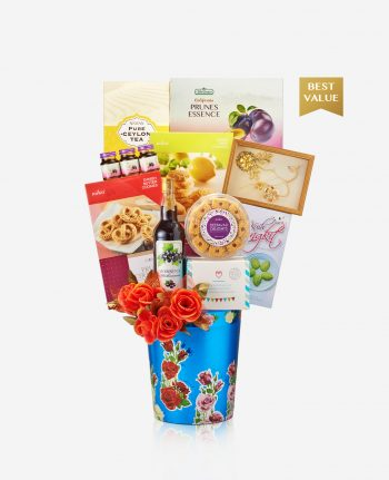 Mika Deepavali Hamper - Heartiest Greetings