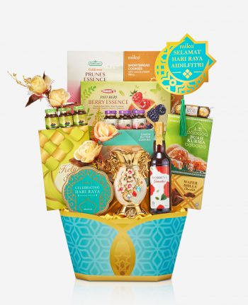 Mika 2019 Raya Hamper - RM158-BLOOMING-SUCCESS