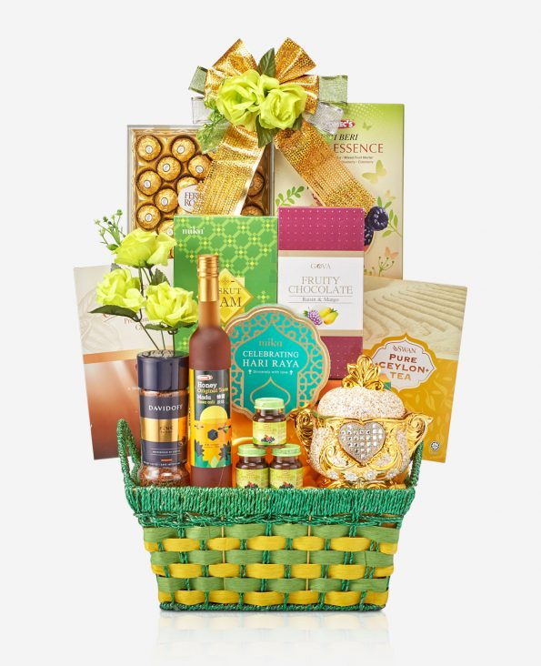 Mika 2019 Raya Hamper - RM308-JOY-&-HAPPINESS